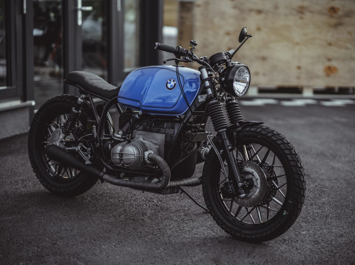 Bmw R100 Rs Buffalo Nct Motorcycles